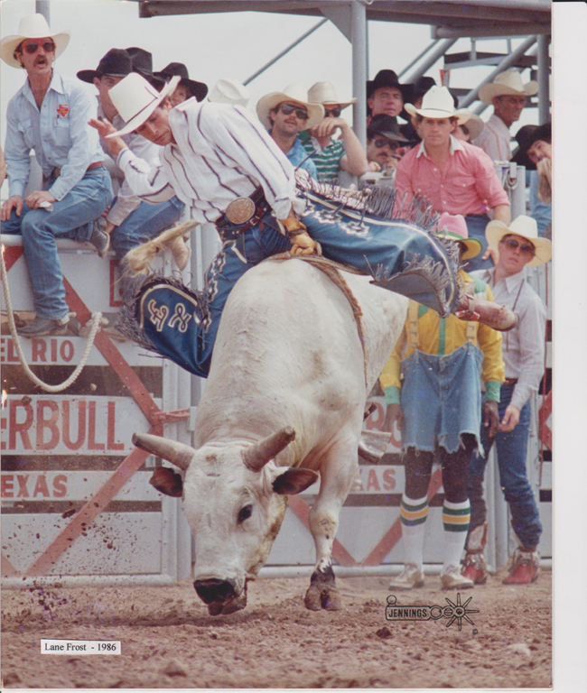 a biography of lane frost an american bull rider The legend lives on lane frost to commemorate, american cowboy provided us i got to know lane and his best friend and fellow world champion bull rider.
